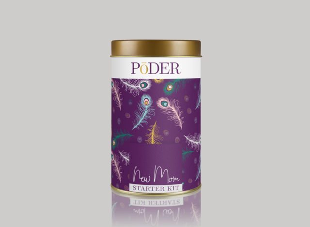 Packaging design for a birthing specialist product line
